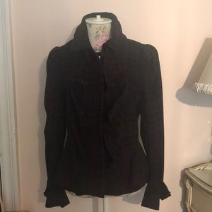 Make an offer! - BCBG Military Jacket